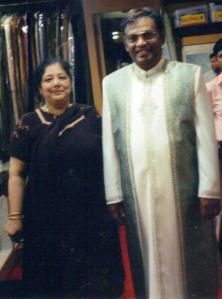 DineshSaroj Wedding dress 1