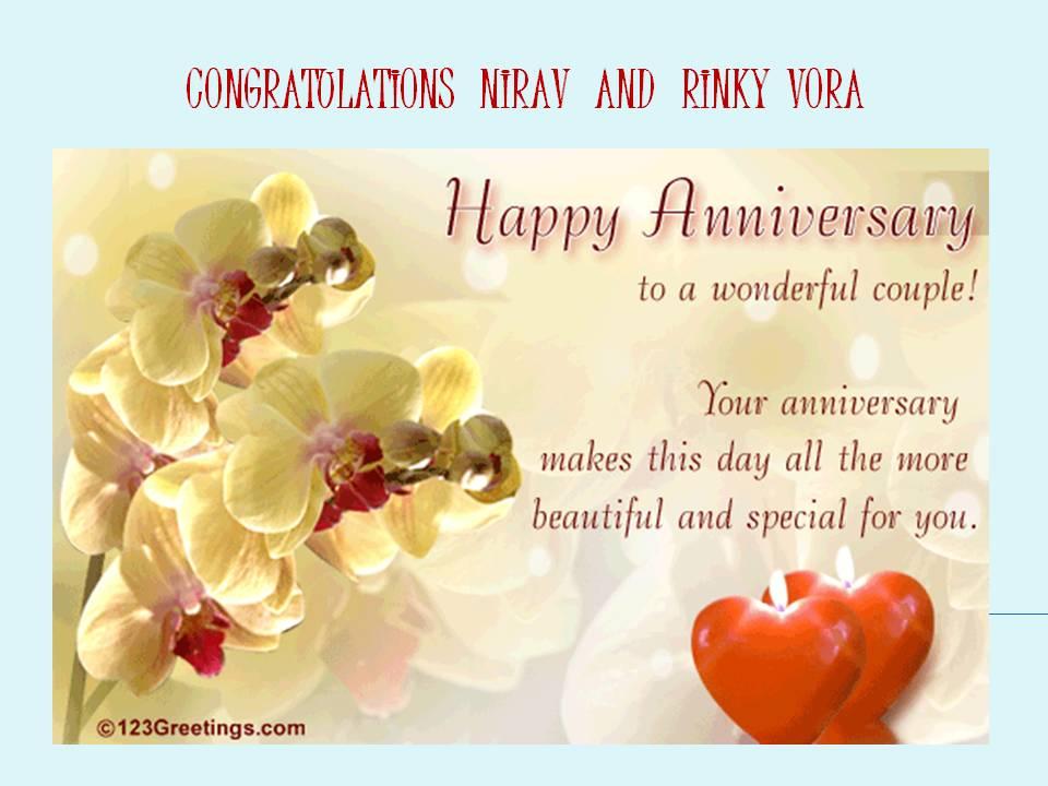 Marriage Anniversary Wishes In Gujarati Wedding