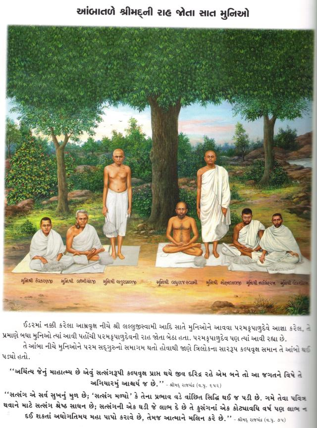 Shrimad Rajchandra sadhus