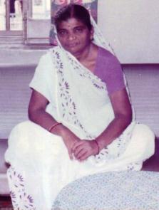 Mother Jayaben vora My ma 20162