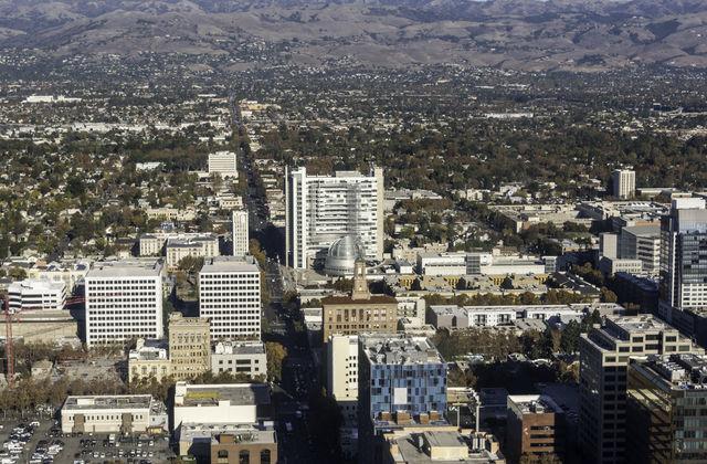 Downtown - San Jose California